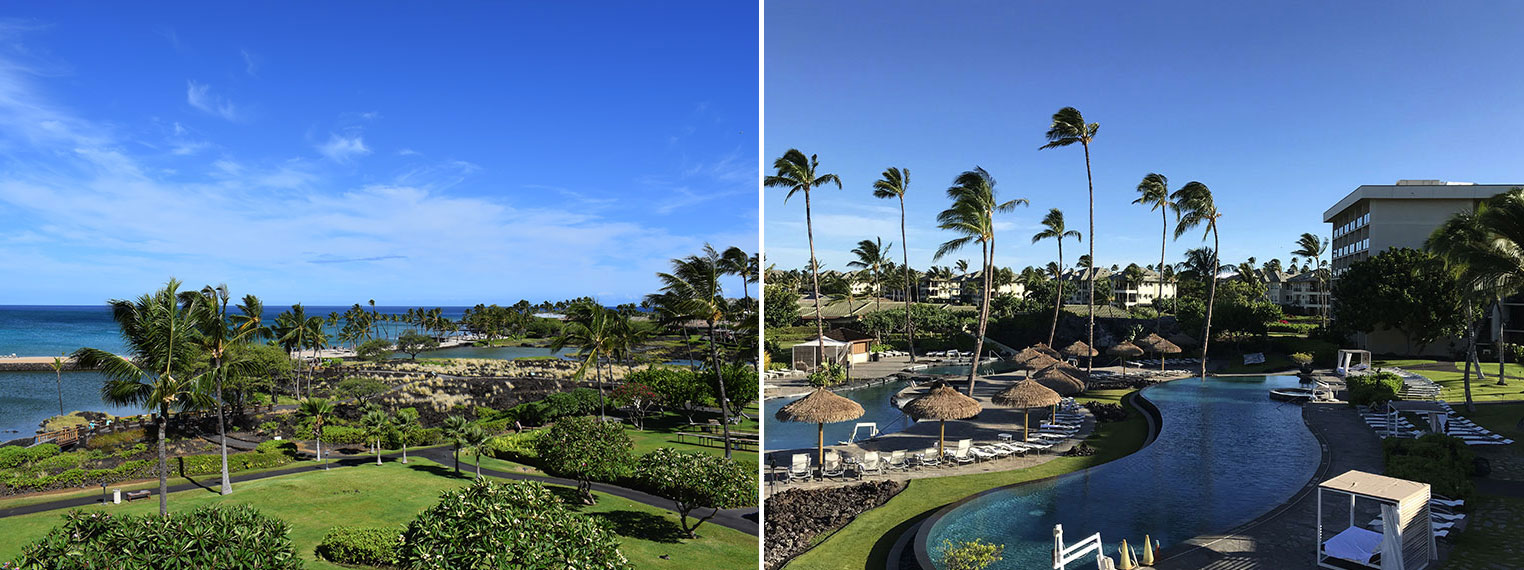Marriott's Waikoloa Coean Club.